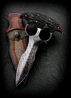 Push Dagger   CAS Knives