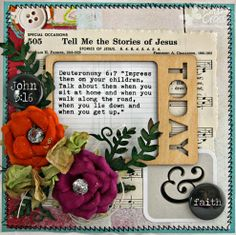 Hymn Challenge #17:Tell Me the Stories of Jesus