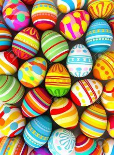 Easter eggd