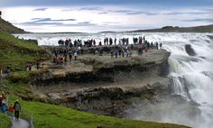Iceland Vacation with Round-Trip Airfare Deal of the Day | Groupon New York City #iceland #nature #travel