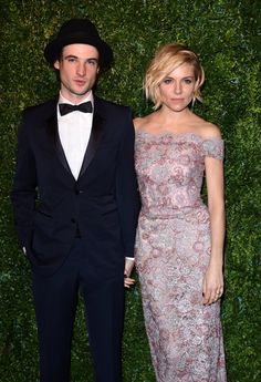 Sienna Miller and Tom Sturridge In July, it was announced that Sienna Miller and Tom Sturridge split after nearly four years together. The couple welcomed their daughter, Marlowe, in July 2012 and made their engagement known soon after. News of their breakup came just a week after they traveled with their daughter for a family vacation in Formentera, Spain. Biggest Celebrity Breakups of 2015 | POPSUGAR Celebrity