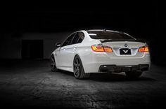 F10 BMW 550i VMS Carbon Aero