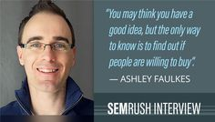 Ashley Faulkes: Business Growth with WordPress SEO and Affiliate Marketing