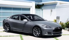 Tesla Model S - the coolest electric car on the planet