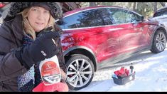 EASIEST WAY TO WASH YOUR TESLA IN WINTER High End Cars, Getting Wet, Winter