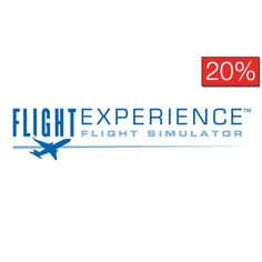 GET 20% OFF @ FLIGHT EXPERIENCE. More information: https://www.whitecardasia.com/partner/flight-experience/