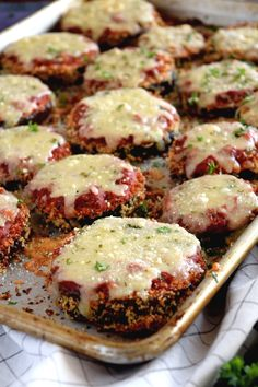 An Italian classic; this healthier version Eggplant Parmesan is bursting with flavour, and it's all possible with just one vessel: a regular ol' sheet pan. Sheet pan cooking is all the rage now. Every time I spend a few…
