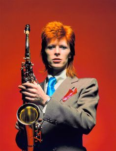 1971: Classic Rock's Classic Year : Photo David Bowie another incarnation