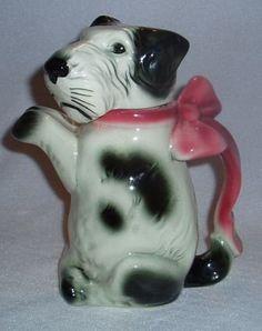 doggy tea pot
