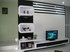 Modern tv unit design modern units and display shelves modern tv unit design ideas pdf Modern Tv Unit Designs, Wall Unit Designs, Modern Tv Wall Units, Tv Stand Designs, Living Room Tv Unit Designs, Tv Wall Design, Modern Kitchen Design, Modern Wall, Bedroom Modern