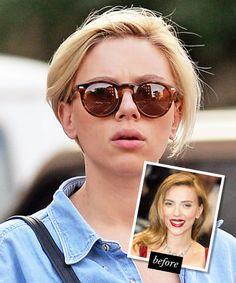The Color: + The Cut: Scarlett Johansson