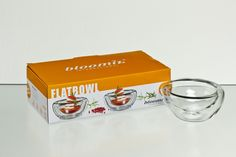 Flatbowl Medium 2er-Set Catering, Container, Medium, Food, Gift Wrapping, Catering Business, Meals, Canisters, Medium Length Hairstyles