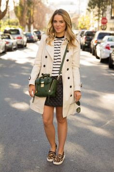 How To Wear Leopard This Fall   theglitterguide.com
