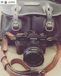 Shoutout to @ojb888 with his street photography gear essentials. Thanks for sharing. #fuji #japan #tokyo #travel #explore #fujifilm #leather #streetphotography #x10 #mirrorlessrevolution #fujifilm_xseries