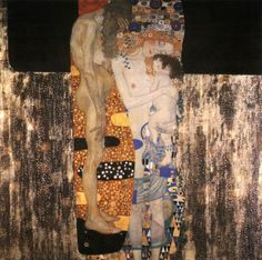 Gustave Klimt, The Three Ages of Woman, 1905