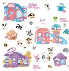 littlest pet shop craft ideas - Bing Images