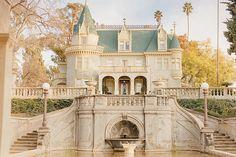 Chateau Fairytale Wedding Inspiration at Kimberly Crest