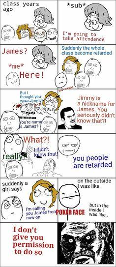 rage comic true story....sadly