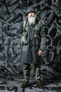 See the complete Engineered Garments Fall 2016 Menswear collection.