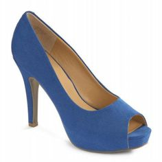 something blue. can't pass up $14 blue suede shoes :)