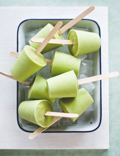 spring green energy  pops
