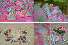 when Mina creates: Shabby Chic Butterflies!!!