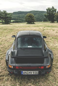 To the love of all things Porsche | bashum: 930 Turbo | Flickr