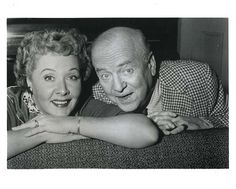 Fred and Ethel Mertz (William Frawley and Vivian Vance) on the I Love Lucy Show Lucille Ball, I Love Lucy Show, My Love, Fred Williams, William Frawley, Vivian Vance, Lucy And Ricky, Lucy Lucy, Desi Arnaz