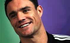 Dan Carter + Rugby Union + All Blacks, New Zealand