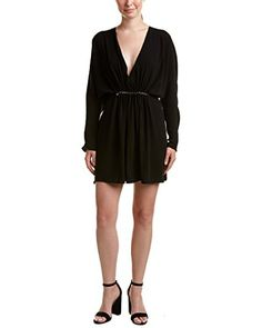 Keepsake Womens Hurricane Mini Dress Xs Black *** More info could be found at the image url-affiliate link. #BlackMinis