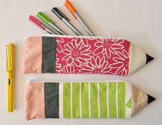Adorable pencil case!