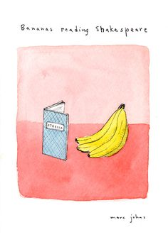 Wanted: Marc Johns' Adorable 'Objects Reading Books' Prints