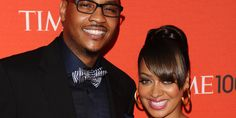 Outside Baby Ends Carmelo and LaLa Anthony's Marriage