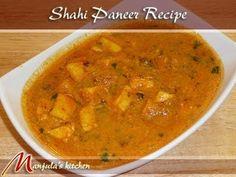 Shahi Paneer - Manju