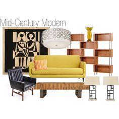 Mid Century Modern, created by nihalgabr
