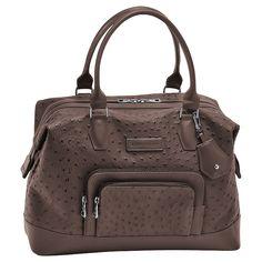 Legende handbag by Longchamp in Hazelnut