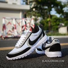 1a1010cc8031 2018 Nike International Mens Sports Shoes Running New Style Sneakers White  Black Online