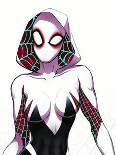 Marvel Girls, Marvel Art, Marvel Heroes, Spider Girl, Spiderman Art, Amazing Spiderman, Marvel Spider Gwen, Adventure Time Girls, Gwen Stacy