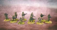 Jacksarge Brushes & Battles: More 20mm Russians - mix of uniforms