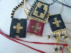 Infant Knitwear – Earlier, Existing And Long Term – By Zazok Macrame Necklace, Macrame Jewelry, Wooden Jewelry, Boho Jewelry, Jewelery, Bracelet Knots, Knotted Bracelet, Crafty Fox, Macrame Design