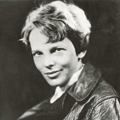 Amelia was a widely know celebrity but she still continued to remain an air of independence, persistence, and calmness. From: http://en.wikipedia.org/wiki/Amelia_Earhart