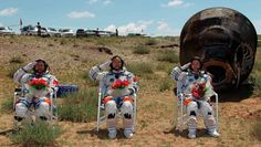 Chinese Astronauts Safely Return to Earth