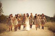 country wedding decoration - mariage western