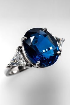 Sapphire + Ruby Engagement Rings from EraGem!   http://www.stylemepretty.com/2013/03/12/sapphire-and-ruby-engagement-rings-from-eragem/