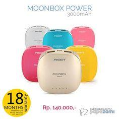 "Pisen Moonbox Power 3000mAh. Fitur keren ""Slide to on/off"", desain ergonomis, dan sangat cocok dipadukan dengan gadget apapun. Cuma IDR 140. Garansi 18 bulan.  Online shopping: www.bukalapak.com/papazami  Fast Order: HP/WA/TG: 0815-1100-6400 BBM: 5E2E9F7F LINE ID: papazami  #pisen #pisenindonesia #pisenmart #pisenstore #pisenshop #pisenonline #powerbank #papazami #tokopapazami #onlineshop"
