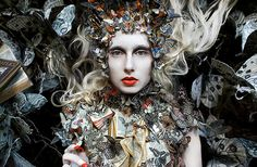 Kirsty Mitchell Photography is raising funds for The Wonderland Book on Kickstarter! The highly anticipated photo book of the award-winning 'Wonderland' series, by British fine art photographer Kirsty Mitchell. Surrealism Photography, Fantasy Photography, Fine Art Photography, Portrait Photography, Fashion Photography, Photography Accessories, Creative Photography, Concept Photography, Photography Jobs