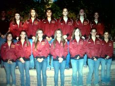 Cross Country team Midwestern State University Wichita Falls Texas. My daughter front row 2nd on left.