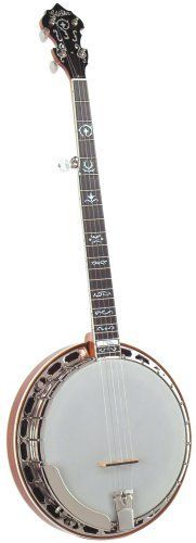 Gold Star Model GF-100W  Pro Banjo with Wreath Inlays (5 String) by Gold Star. $1630.99. Most banjo players agree that the ideal bluegrass banjo was the flathead built in very limited quantities during the 1930's. To meet this demand and to offer it at a price any player could afford, Saga Musical Instruments introduced the original GF-100 banjo in the early 1970's. Ever since these banjos were discontinued in the late 1980's due to costly maufacturing methods in Japan, they h...