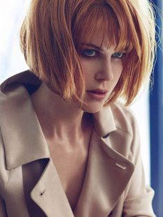 Nicole Kidman by Mikael Jansson