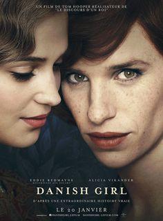 Critique de The Danish Girl de Tom Hooper en salles le 20 janvier 2016 via Universal Pictures France